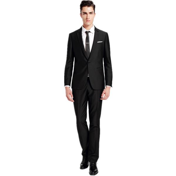 2019 new Slim Fit Men's Suits Suit Men Wedding Wedding Dress and Groom Men Wedding Suits Tuxedos