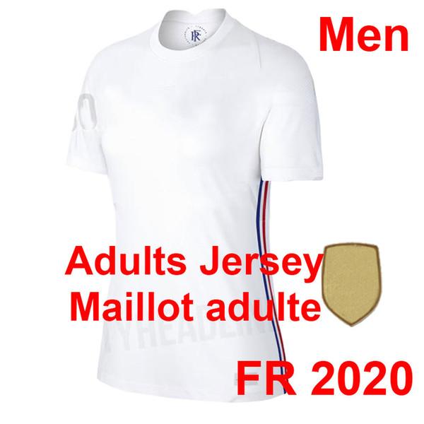 2020 Patch lejos