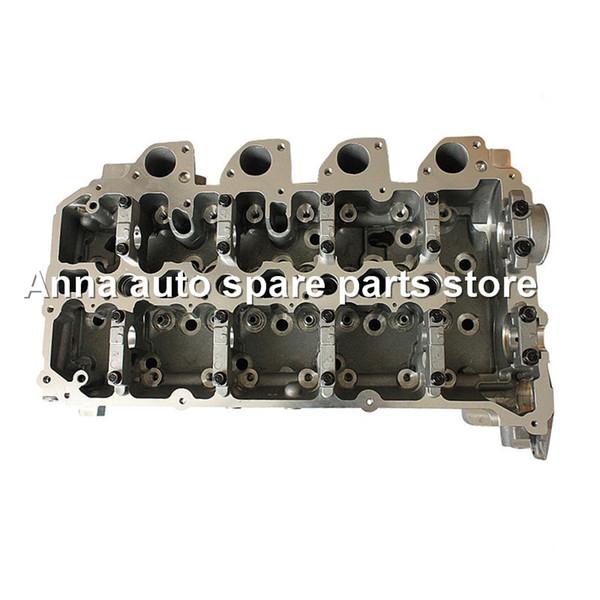 top popular 4D56U 1005B453 1005B452 1005A560 AMC908519 Cylinder Head for Mitsubishi L200 Triton NATIVA II 2.5TDI DOHC 16v 2005- 2019
