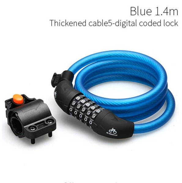 Blue Code Lock140cm