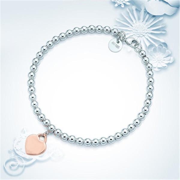 розовое сердце с сердечком 16см