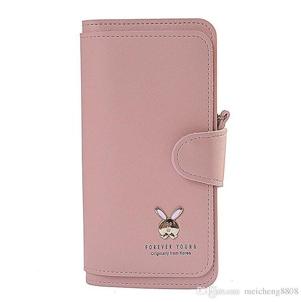Classic Simple Wallet Fashion High-end Leather Made Mini Fresh Long-style Women's Wallet in 2019 number:PXB1b685