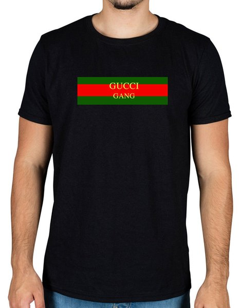 G Gang Flag camiseta Lil Pump D Rose Molly Skrr Trap MusicFunny envío gratis Unisex