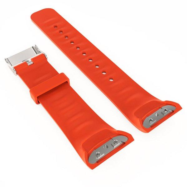 Rosso arancio solo il cinturino