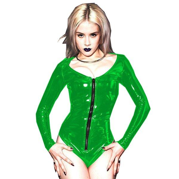 Green(Black zipper)