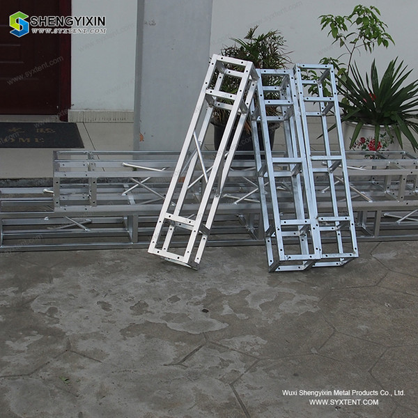 new hot sale aluminum lighting truss spigot truss for exhibition high quality factory price booth truss