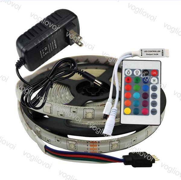 5050 60LED/M IP65 Mini Controller