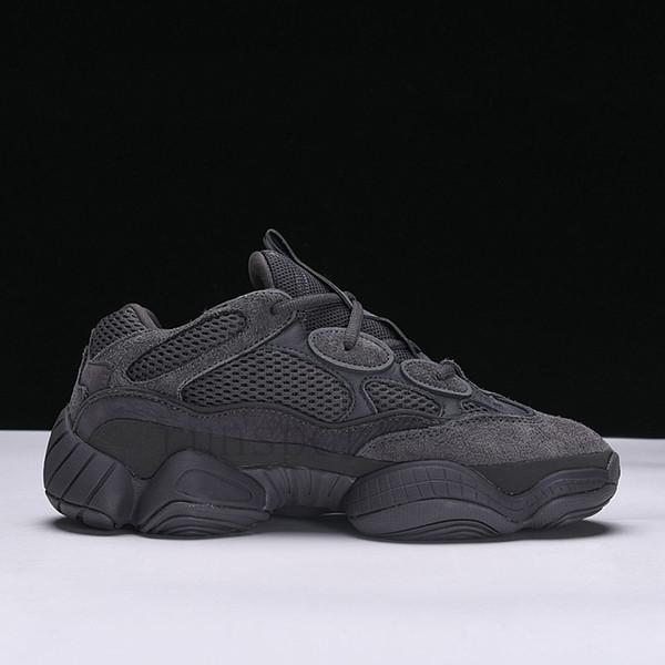(with box) Kanye West 500 Wave Runner Blush Salt DESERT RAT Shoes Sneakersyeezy500 athletic Men Women V2 Static shoes newabc9#