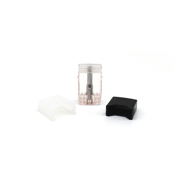 ceramic Coil Vape Pen Atomizer 1ML Capacity Juul Pod System Refill Empty Cartridge For juul pods