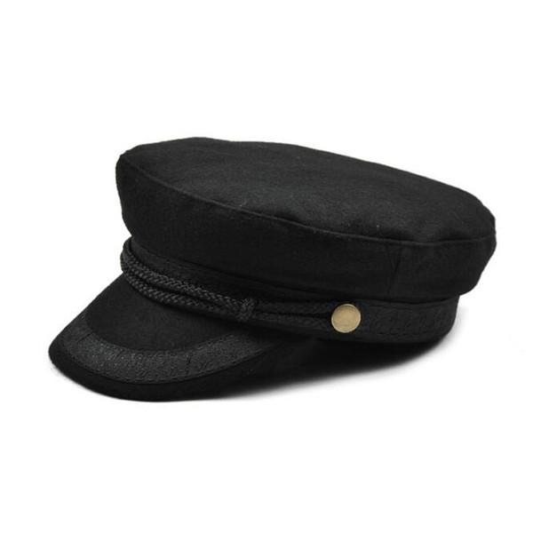 KHGDNOR Fashion Lace Hat Women Flat Top Casquette Casual Winter Autumn Spring Baseball Caps for Female #17314