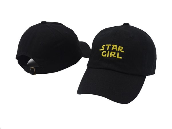 new fashion The Weeknd Starboy Stargirl baseball caps strapback 6 panel snapback hats for men women brand golf sports hip hop caps