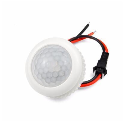 220 В PIR датчик движения переключатель 50 Гц ИК инфракрасный человеческого тела Indction датчик детектор вкл / выкл управления светодиодные лампы домашнего освещения