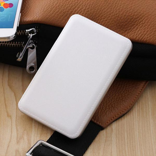Brand Doshin Ultra-thin Power Bank 6500mAh Powerbank USB External Battery Portable Charger for all phone