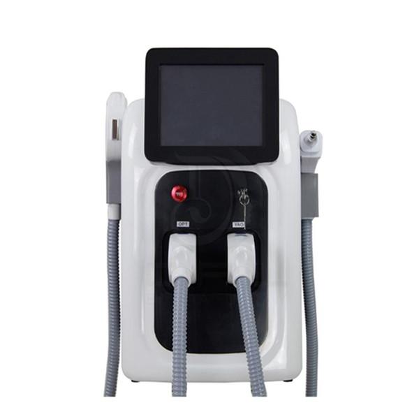 Macchina veloce del laser dell'alessandrite di ringiovanimento della pelle di Elight della macchina di depilazione del laser del laser di OPT SHR IPL dell'OPT professionale di depilazione