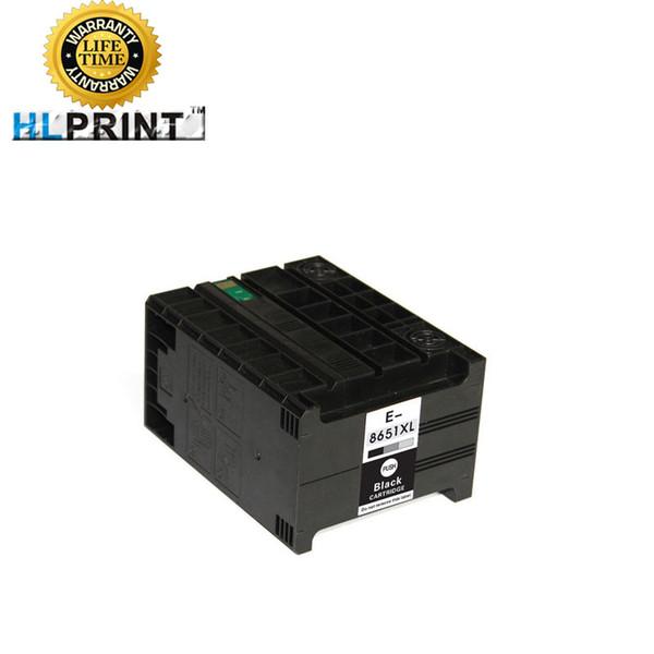 T8651 8651XL ink cartridge compatible for WorkForce Pro WF M5191 M5190 M5690 printer pigment ink