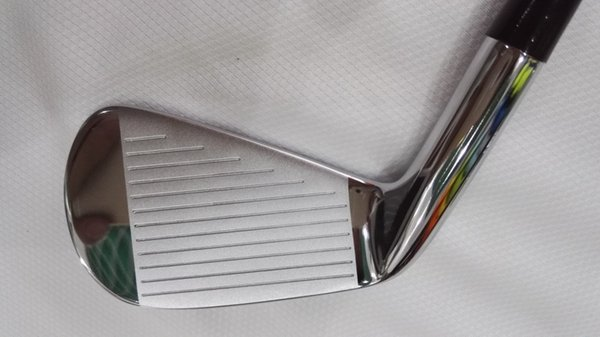 Top quality golf clubs MP-5 golf irons set with steel shaft and grips golf clubs free shipping