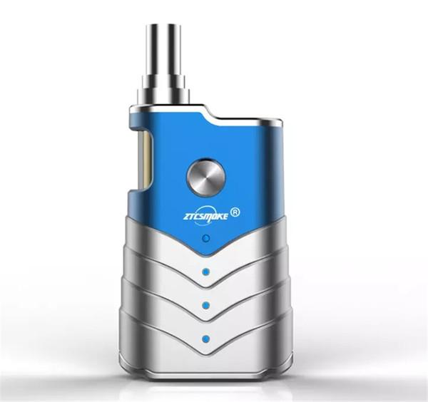 YENI ZTCSMOKE Vape CANNA Vape kitleri Vape Pil 400 mah Kalın Yağ e sigara vape kartuşları buharlaştırıcı DHL ücretsiz