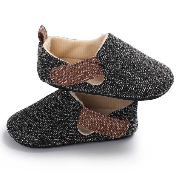 3 Colors kids shoes Baby canvas toddler soft sole first walker sneakers kids Footwear Prewalker Moccasins walking Shoes chaussures enfants