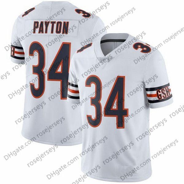 CHI #34 Payton New White