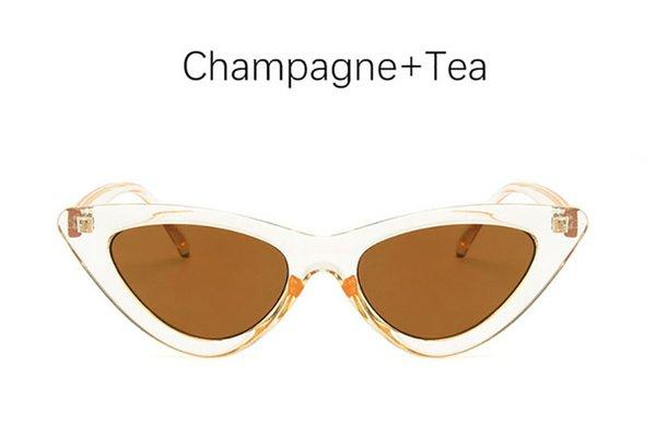 Шампанское Чай