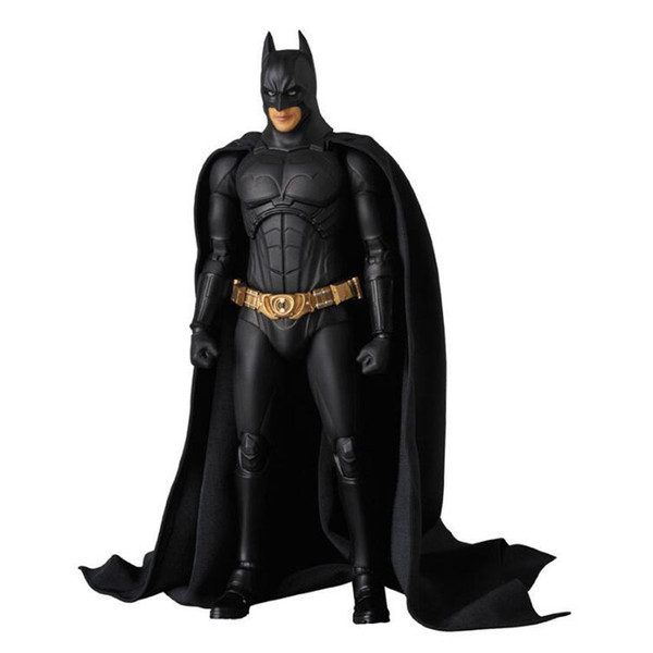 Super Hero Batman action model figure Movable joints The Dark Knight collection toy Christmas gifts with box
