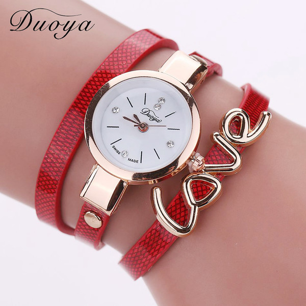 women wrist watch Fashion bayan kol saati Leather Strap Ladies Bracelet Watch Simple Small And Exquisite Dial reloj mujer