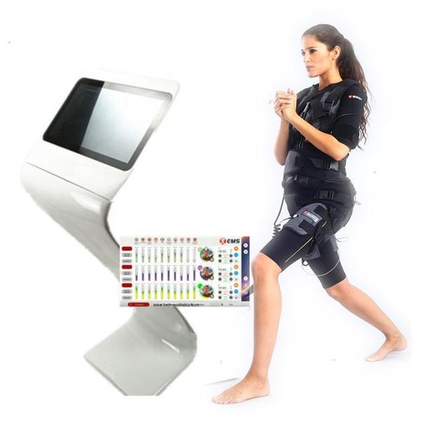 2019 Newest!!!Slimming Machine Weight Loss muscle stimulator Electrostimulation Machine Russian Waves dhl Electric Muscle Stimulator