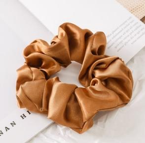 # 4 Fasce per capelli Scrunchies