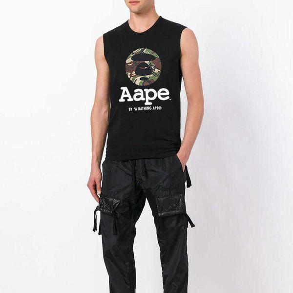 Männer Frauen Marke Westen Mode Sommer Ärmellose Designer Westen 2019 Neue Ankunft Herren Damen Tanks Top Tees Luxus T Shirts