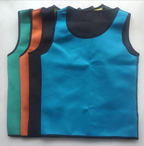 Chaleco de los hombres Ultra sudadera Redu Shaper de los hombres que adelgaza la cintura Trainer Corsés shapewear envío gratis