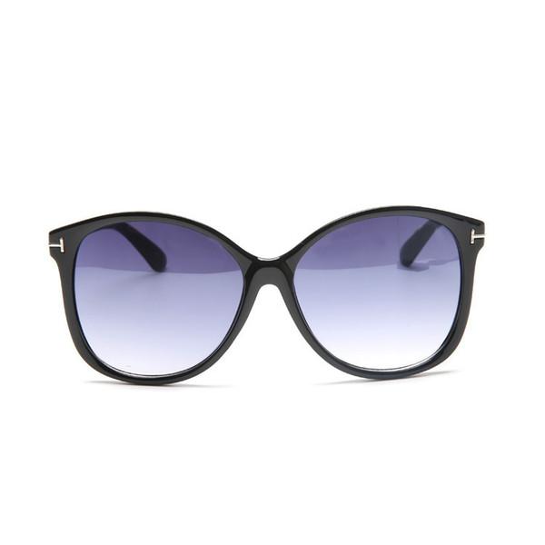 Luxury Top Qualtiy New Fashion 0275 Tom Sunglasses For Man Woman Erika Eyewear Ford Designer Brand Sun Glasses With Original Box tom 66