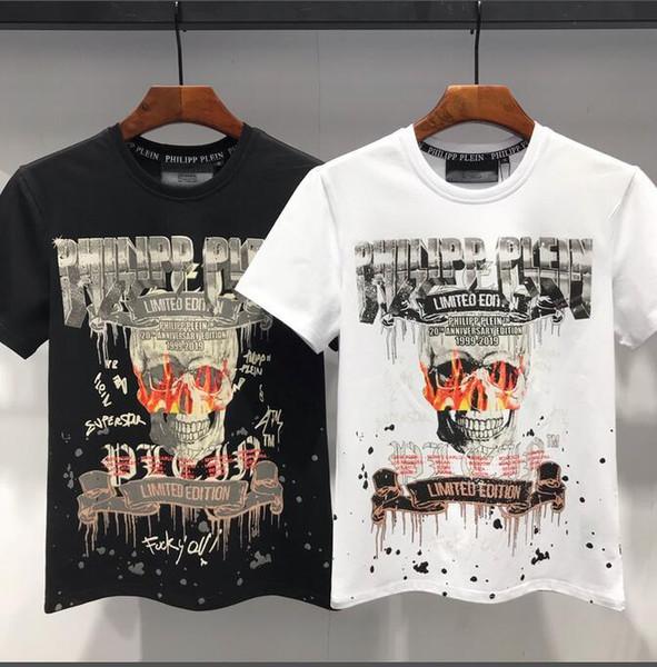 Новая новинка 2019 мужчины обратно Скорпион 3D футболки футболка хип-хоп скейтборд улица хлопок футболки тройник kenye S-XXL #K16