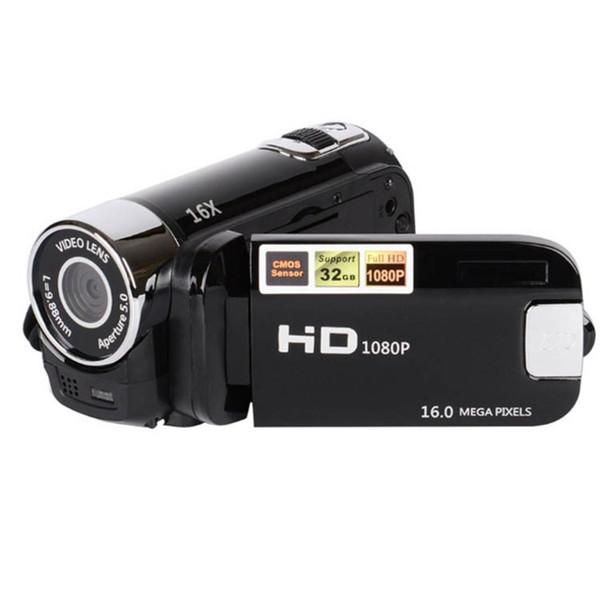 Mini Videocamera digitale DV portatile 5MP Sensore CMOS Videoregistratore Camcorder Webcam Registratore DVR con microfono Schermo da 2,7