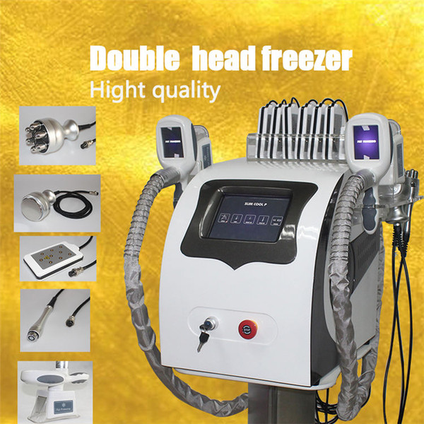 2019 Cryolipolysis slimming machine for cellulite reduce fat freeze machine body slimming weight loss equipment by CE