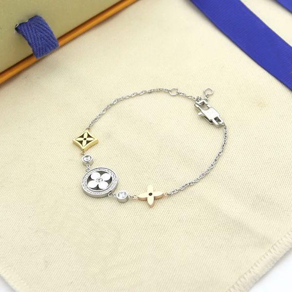 White gold/Bracelet