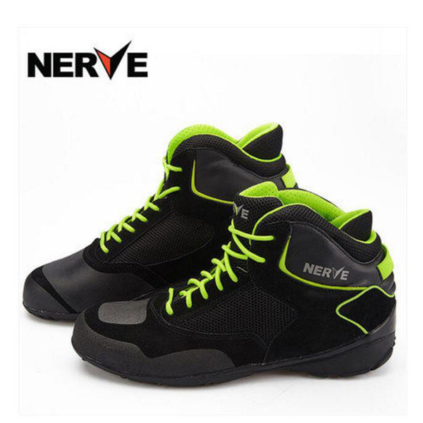 motorcycle boots never nv008 knight protective motocross motorbike shoes size 39-40-41-42-43-44-45