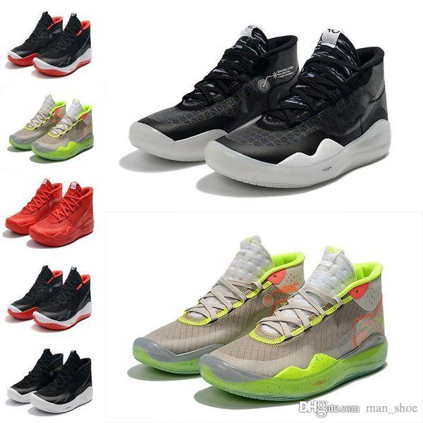 12 Nike Kevin Basketball Kinder Schuhe Verkauf Jugend Kd