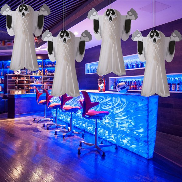Halloween Costume Accessories Ghost Pendant Festival Designer Fashion Style Cosplay Party Hand Make Homme Women Clothing