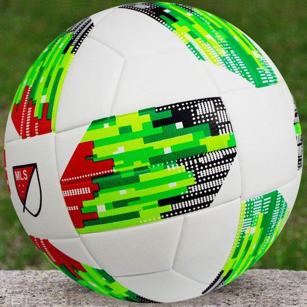 New 2019 Major League Soccer Ball Home Away Match ball PU high quality seamless paste skin football ball