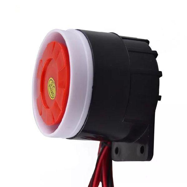 5V 12V 24V Mini Wired loud Siren Tweeter Anti-Theft Alarm Horn Siren Buzzer For Wireless Home Alarm Security System 120 dB
