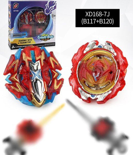 Spinning Tops XD168-1 Fight Beyblade Battle Tops Booster With Handle Launcher