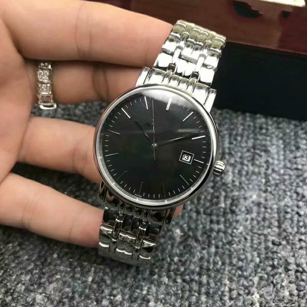 2019New fashion women watch modern stylish Light comfort Fine steel watch band Automatic movement Sapphire mirror (super scrape proof)470