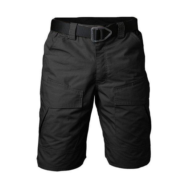 Sommer Militar Wasserdichte Tactical Cargo Shorts Männer Teflon Camouflage Army Military Motion Männer Casual Wandershorts Y19071601