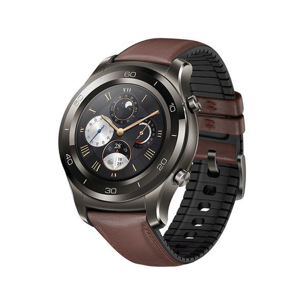 Huawei Watch 2 Pro Smart Watch originale Supporto LTE 4G Telefonata GPS NFC Cardiofrequenzimetro eSIM Orologio da polso per Android iPhone Telefono iOS