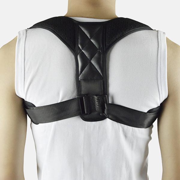 Adjustable Posture Corrector Braces Support Body Corset Back Belt Brace Shoulder for Men Care Health Posture Band