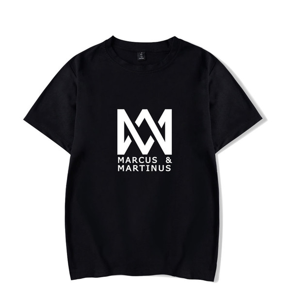 2019t Shirt Marcus And Martinus Norway Horse Hooves Singer Periphery Printing Short Sleeve T Shirts