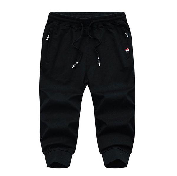 2019 High quality Mens Casual capri pants cargos shorts /Mens sport shorts /mens Middle pants