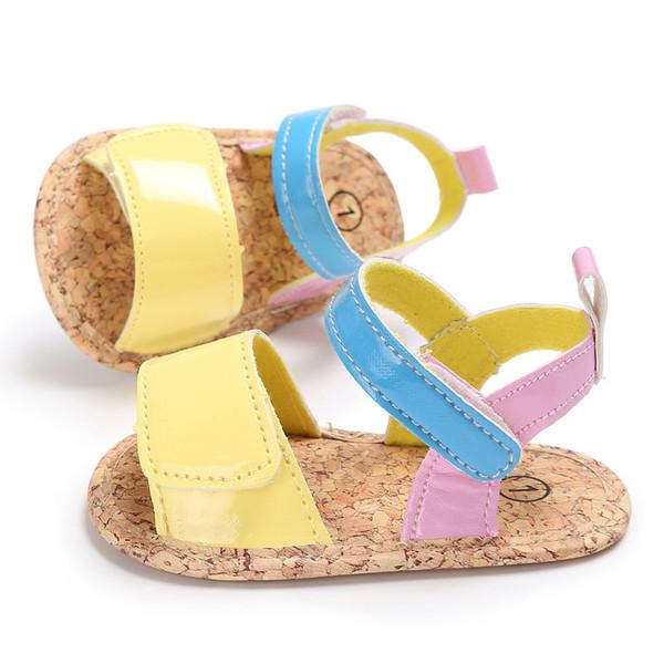 Nacido Niños Sandalias Bebés Prewalker Niña Recién Niño Compre Zapatos Zapatillas A Bebé Zuecos Primeros Dail Amarillo n0vPmO8wyN