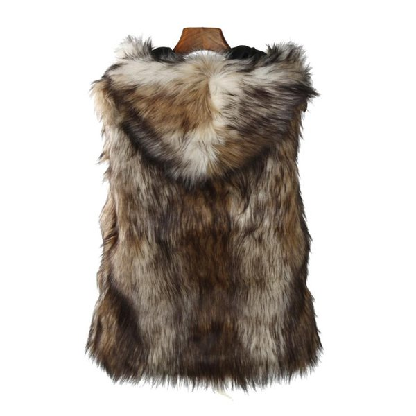 Womail Women Vest Jacket Sleeveless Winter Body Warm Coat Hooded Waistcoat Gilet Outwear women vest 2018 L30726