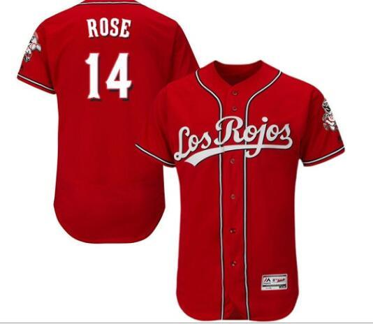timeless design dccc5 5a7bf 2019 2018 Can Cincinnati Reds Jerseys #14 Pete Rose Jerseys  Men#WOMEN#YOUTH#Men'S Baseball Jersey Majestic Stitched Professional  Sportswear From ...